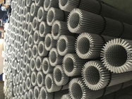 Long Pleated Industrial Air Filter Qualified Filter Media For Cement Industry