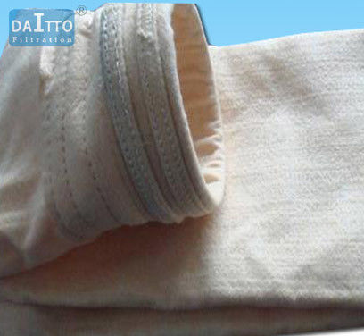 High Durability Needle Felt Filter Cloth 130 - 150℃ Working Temperature