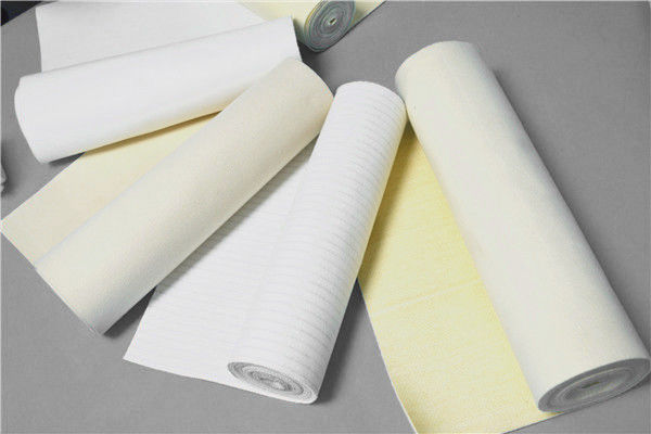 High Durability Cotton Filter Cloth No Pollution To Filtration ISO Approved