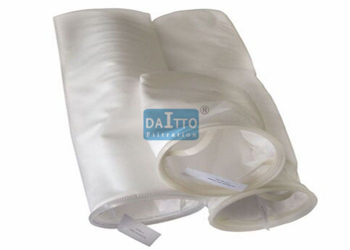 1 - 100um Industrial Filter Bags Polypropylene Oil Holding Liquid Filter Bag 1# 2# Size