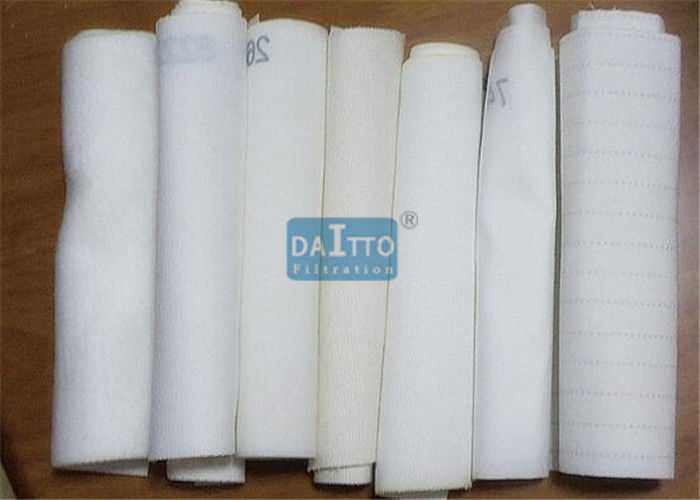 Air Condition Woven Filter Cloth , Air Filtration Polyester Filter Cloth