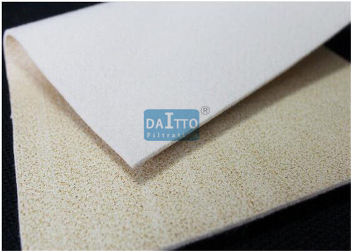 Industry Use Polyethylene Filter Fabric Wearable With High Tensile Strength