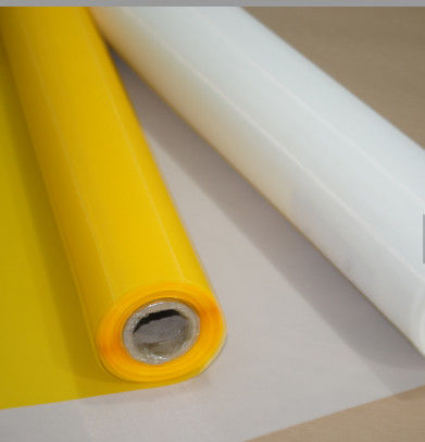 Polyester Monofilament Silk Screen Printing Mesh Anti Static 25 - 1500um