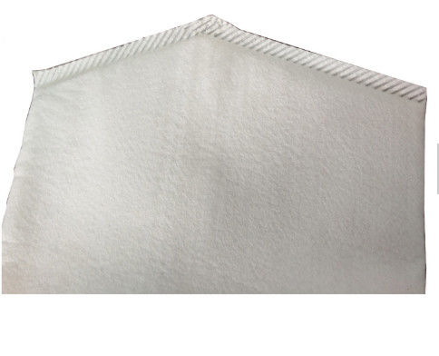 Micron Industrial Dust Filter Bag Polyester Material For Cement Plant