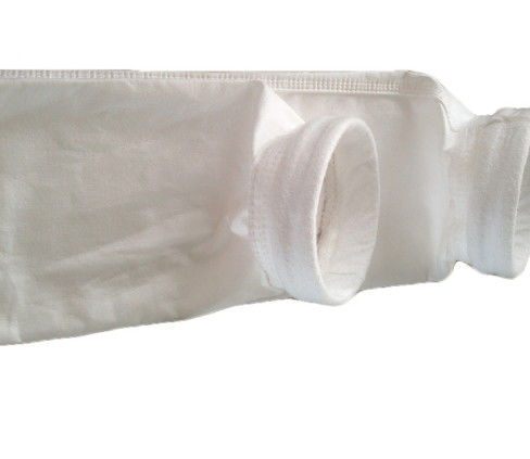 180mm Diameter Dust Collector Filter Bags Ptfe Material For Chemicial Industry