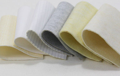 Polypropylene / Polyester Needle Felting Materials Cloth 1.5mm - 3mm Thickness
